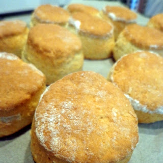 Paul Hollywoods Traditional Scones for Buttles Great Bake Challenge.