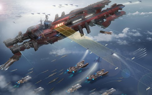 Sea Battle – Fleet Commander 6