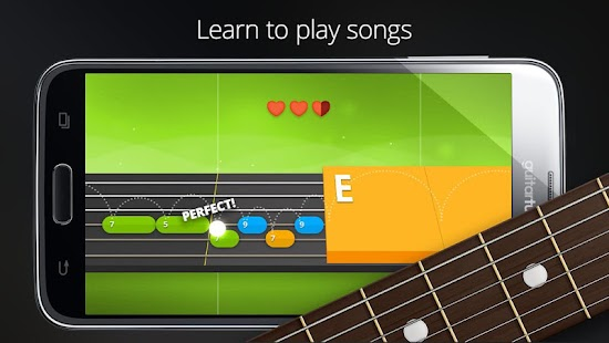 Guitar Tuner Free - GuitarTuna Screenshot 7
