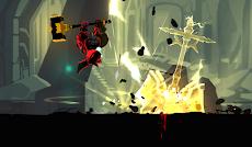 死の影: 暗黒の騎士 - スティックマン・ファイティングのおすすめ画像1
