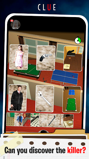 Clue Detective: mystery murder criminal board game 2.3 screenshots 13