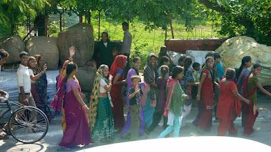 Photo: Indien kann auch feiern