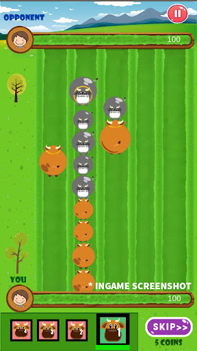 Bull vs Bull - Bull Sheep Fight - screenshot