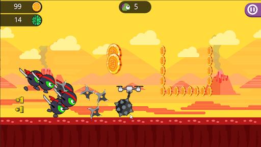Monster Run: Jump Or Die apkdebit screenshots 6