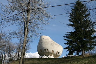 Photo: Weird House in Alps