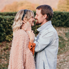 Wedding photographer Tanya Gazizova (tanua1). Photo of 17.11.2018