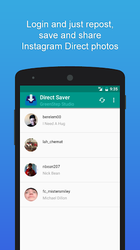 Direct Saver for Instagram
