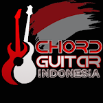 Indonesia Guitar Chord Icon