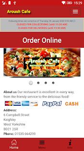 Aroush Cafe 0.1 APK + Modificación (Free purchase) para Android