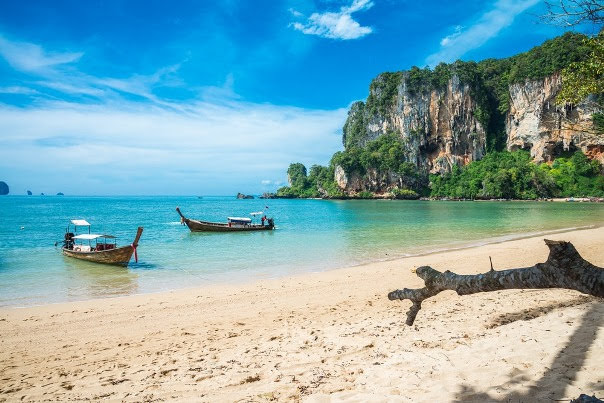Ton Sai Beach, Krabi