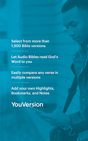 YouVersion Bible App + Audio, Daily Verse, Ad Free screenshot for Android