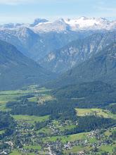 Photo: Blick vom Loser auf denm Ort Altaussee