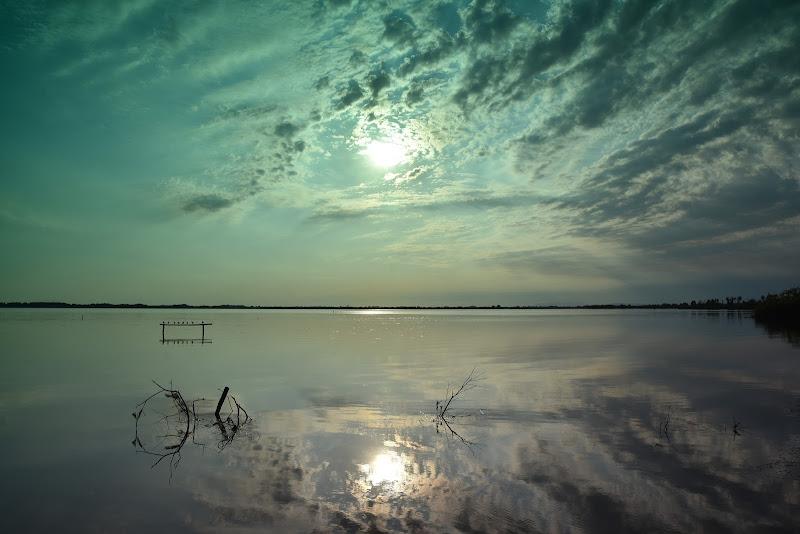tramonto speciale di maringhio