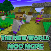 MOD PE The New World Android APK Download Free By WaterxGames