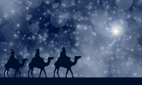 """The True Meaning of Christmas With """"We Three Kings"""" 25 Days of Holiday Songs 