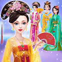 Chinese Doll Makeup Salon - Girls Fashion Doll Spa icon
