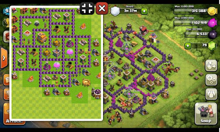 Builder for Clash of Clans 2.1 screenshot 97311