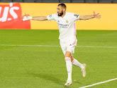 Karim Benzema speelt wellicht niet in de Champions League
