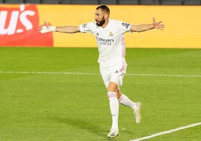 Karim Benzema gaat nog langer voor doelpunten zorgen bij Real Madrid