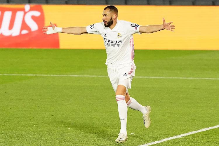 Real Madrid opnieuw alleen op tweede plek na overtuigende winst tegen Valencia: Benzema toont de weg