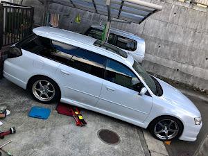 レガシィツーリングワゴン BP5 GT スペックB  2005年7月のカスタム事例画像 Garage555さんの2020年11月23日10:25の投稿
