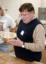 Photo: Richard Webster - hackberry bowl