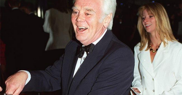 TV legend Tony Booth dies