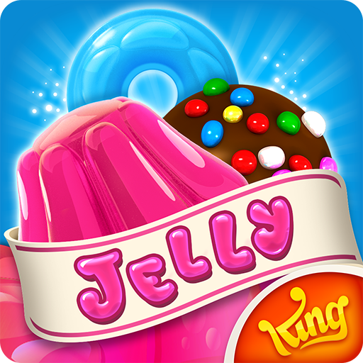 Candy Crush Jelly Saga 2.1.10 APK MOD (hack, cheats,money,coins)