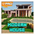 Modern House For Minecraft PE - Pro MCPE icon