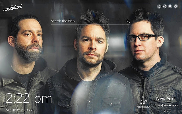 Chevelle HD Wallpapers Rock New Tab Theme