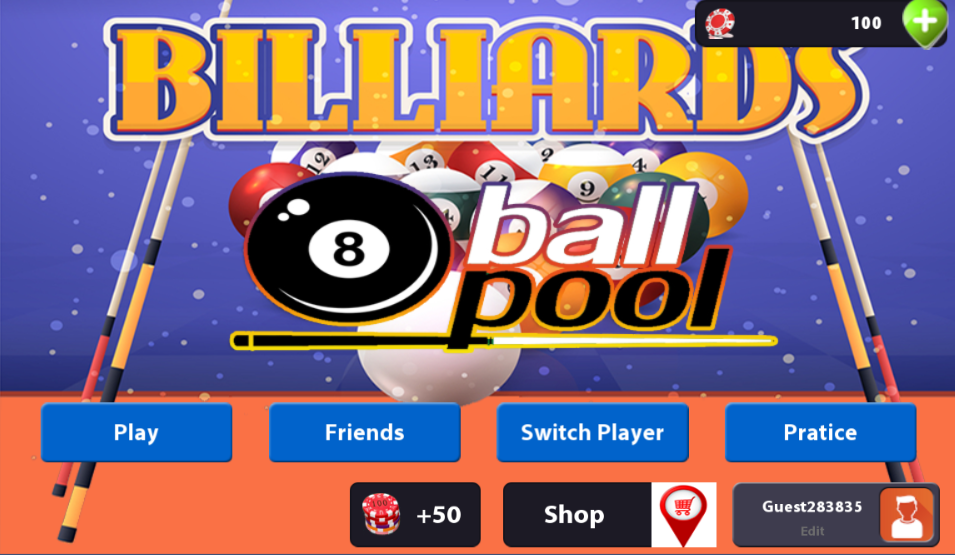 Billard 8 Ball Pool- screenshot
