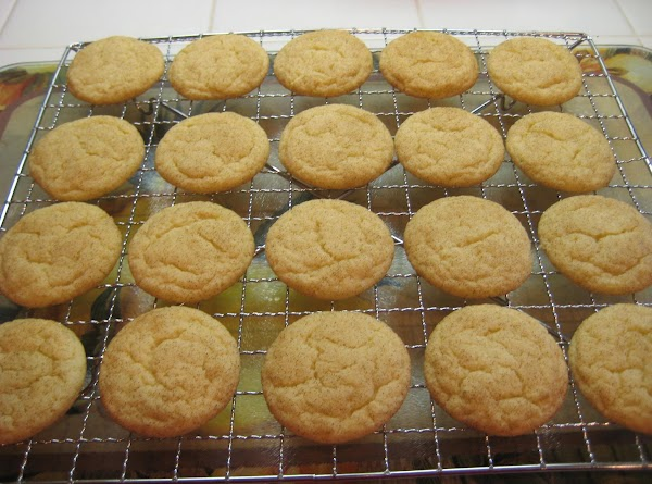Bake at 375 for 10-12 minutes or until golden brown. Remove from oven and cool...