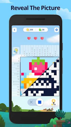 Nonogram - Logic Picross apkpoly screenshots 2