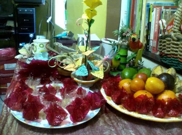 Durian Milk Candy (durian Yema) Recipe