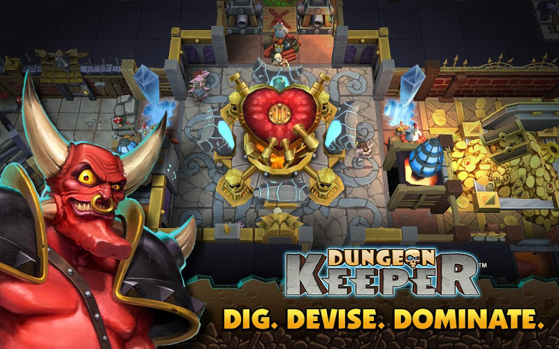 Dungeon Keeper Screenshot 0