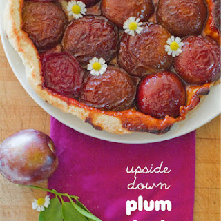 The Best Plum Tart You'll Ever Have