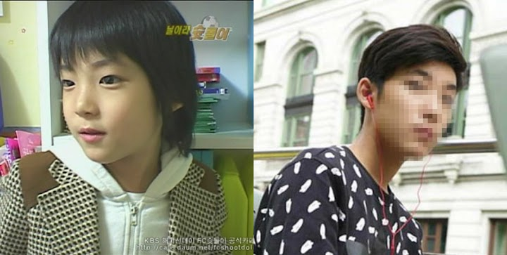 This Baby Ulzzang From 2005 Has Grown Up Into One Of Korea's