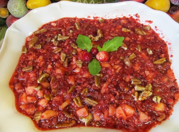 Cranberry Apple Salad Recipe
