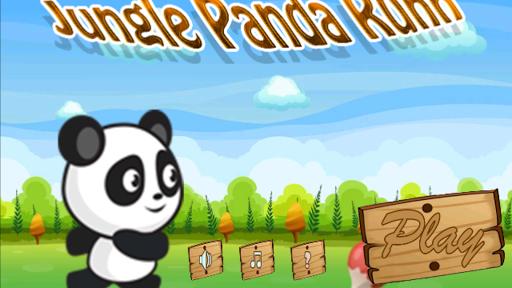 super panda jump