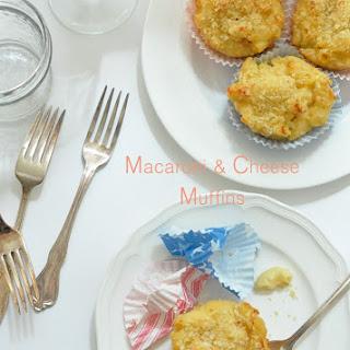 Maccaroni and Cheese Muffins