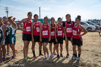 Photo: Varsity  Girls 5k Pasco Bulldog XC Invite @ Big Cross  Buy Photo: http://photos.garypaulson.net/p649440359/e4521fbda