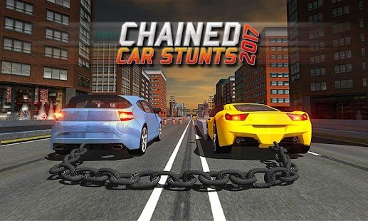 Chained Cars Crash Impossible Driving Game 2017 - náhled