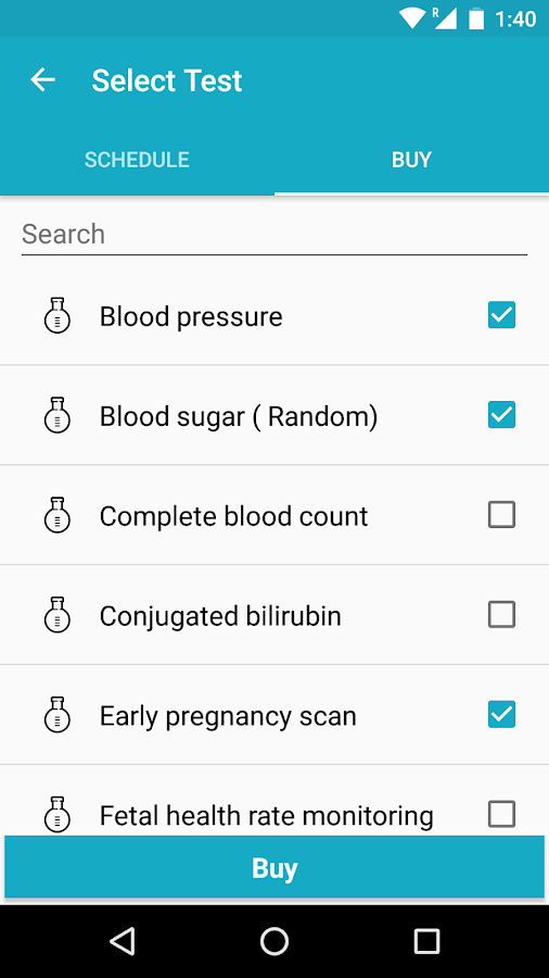 Materno - Pregnancy Tracker- screenshot