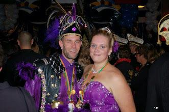 Photo: De Pretkeujes, Wageningen Z D H Prins Smul den 1e en H D H Prinses José
