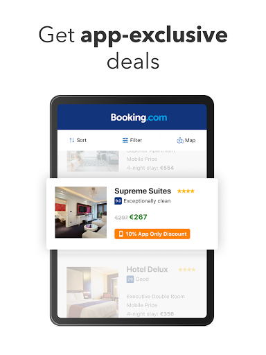 Booking.com: Hotels, Apartments & Accommodation 23.8 Screenshots 8