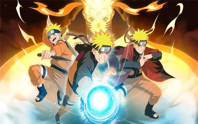 Naruto Uzumaki Themes & New Tab