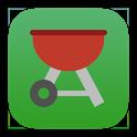 Grill Recipes Free icon