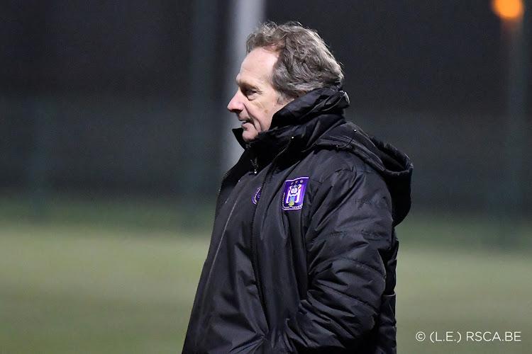 """Patrick Wachel, entraîneur d'Anderlecht, est ambitieux : """"J'espère voir 10.000 personnes dans les stades"""""""