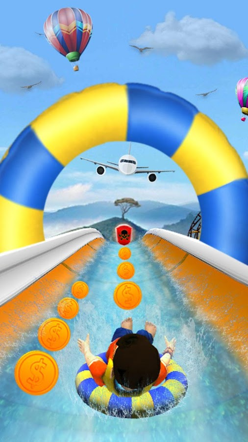 Water Slide Games- screenshot