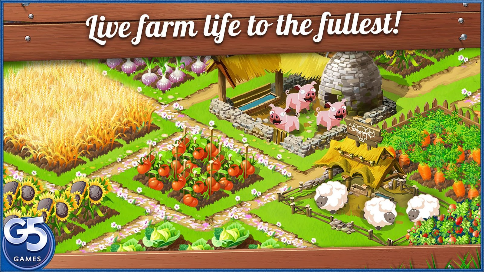 Farm Clan®: Farm Life Adventure- screenshot